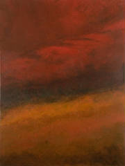 Contemporary Abstract Landscape Painting Twilight.jpg